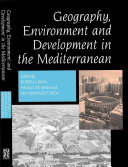 Geography  Environment and Development in the Mediterranean