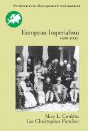 European Imperialism  1830 1930