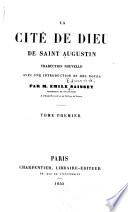 La cite de Dieu de Saint Augustin