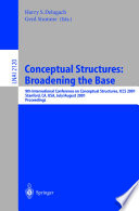 Conceptual Structures Broadening The Base