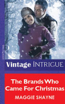 The Brands Who Came For Christmas  Mills   Boon Vintage Intrigue