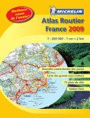 Atlas routier France 2009