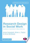 Research Design in Social Work