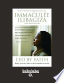 Led by Faith  EasyRead Large Bold Edition