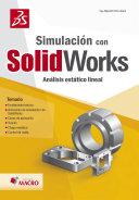 Simulaci  n con Solidworks