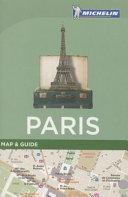 Michelin Paris Map   Guide
