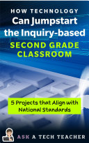 How Technology Can Jumpstart the Inquiry-based Second Grade Classroom