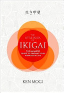 Book The Little Book of Ikigai