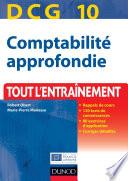 DCG 10 - Comptabilité approfondie - 4e édition
