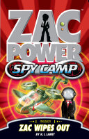 Zac Power Spy Camp: Zac Wipes Out