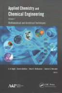 Applied Chemistry and Chemical Engineering  5 Volume Set
