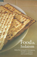 Food and Judaism