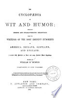The Cyclopadia Of Wit And Humor book