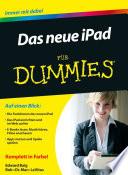 Das neue iPad für Dummies