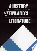 A History of Finland s Literature