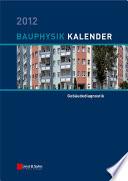 Bauphysik Kalender 2012