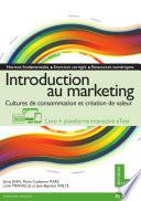 Introduction au marketing : Cultures de consommation et création de valeur