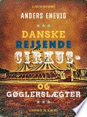 Danske rejsende cirkus- og gøglerslægter