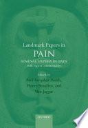 Landmark Papers In Pain