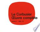 Le Corbusier - Œuvre complète Volume 5: 1946-1952