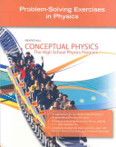 Conceptual Physics  Problem Solving Exercises in Physics  The High School Physics Program