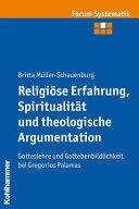 Religiöse Erfahrung, Spiritualität und theologische Argumentation