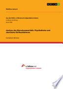 Analyse des Bierschaumzerfalls. Physikalische und chemische Einflussfaktoren