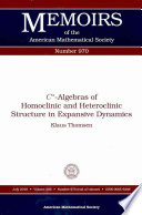C  algebras of Homoclinic and Heteroclinic Structure in Expansive Dynamics
