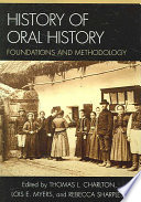 History of Oral History