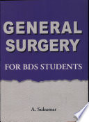 General Surgery for BDS Students