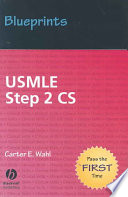 Blueprints USMLE Step 2 CS