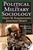 Political And Military Sociology book