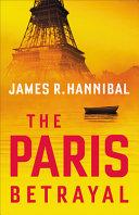 The Paris Betrayal Book Cover