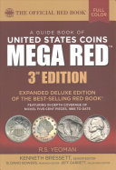 A Guide Book of United States Coins Mega Red 2018