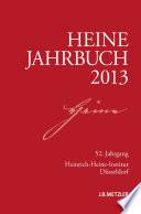 Heine-Jahrbuch 2013