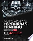 Automotive Technician Training: Theory One To Three Produced Alongside The Att Online