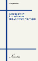 Introduction à la méthode de la science politique