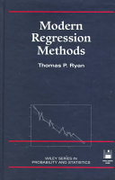 Modern regression methods