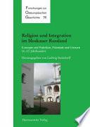Religion und Integration im Moskauer Russland