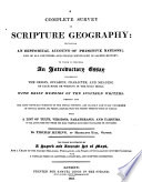 A Complete Survey of Scripture Geography