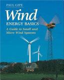Wind Energy Basics