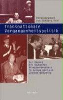 Transnationale Vergangenheitspolitik