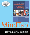 Principles Of Pharmacology For Medical Assisting Mindtap Medical Assisting 2 Terms 12 Months Access Card