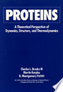 Advances in Chemical Physics  Proteins