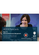 ACCA P5 Advanced Performance Management Our Partnership With Acca Means That