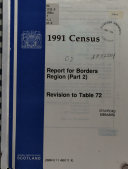 1991 census  borders