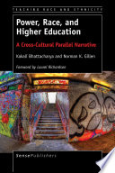 Power  Race  and Higher Education