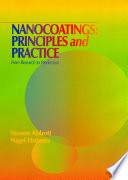 Nanocoatings  Principles and Practice