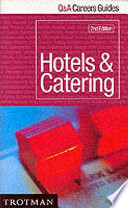 Careers in Hotels and Catering