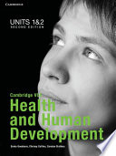 Cambridge Vce Health And Human Development Units 1 And 2 Pack